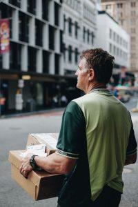 Sende pakker til utlandet