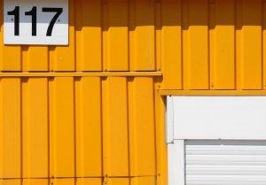 Moderne og trygg lagerplass